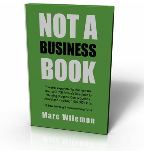 Not A Business Book